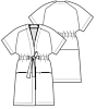 Knipmode 0619 - 14 Vest PDF