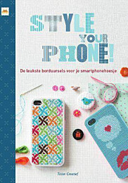 Style your phone  ISBN 9789043916660