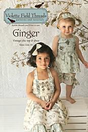 Violette Field Threads Ginger Vintage jurk en top