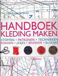 Handboek kleding maken ISBN 9789023013648