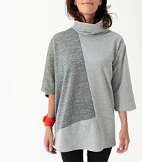knipmode 0120 - 16 sweater