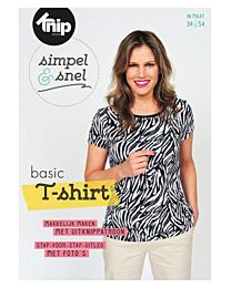 Knipmode Simpel & Snel T-shirt