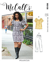 McCall's - 8158 Rosie