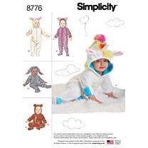 Simplicity 8776
