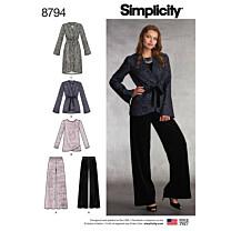 Simplicity - 8794