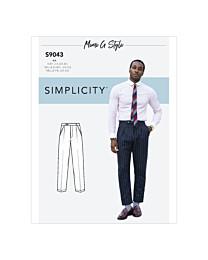 Simplicity - 9043