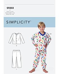 Simplicity 9203