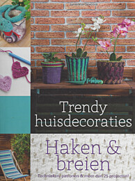 Trendy huisdecoraties haken en breien