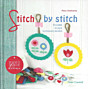 Stitch by stitch Nieuwe hippe borduurideeën ISBN 9789043915458