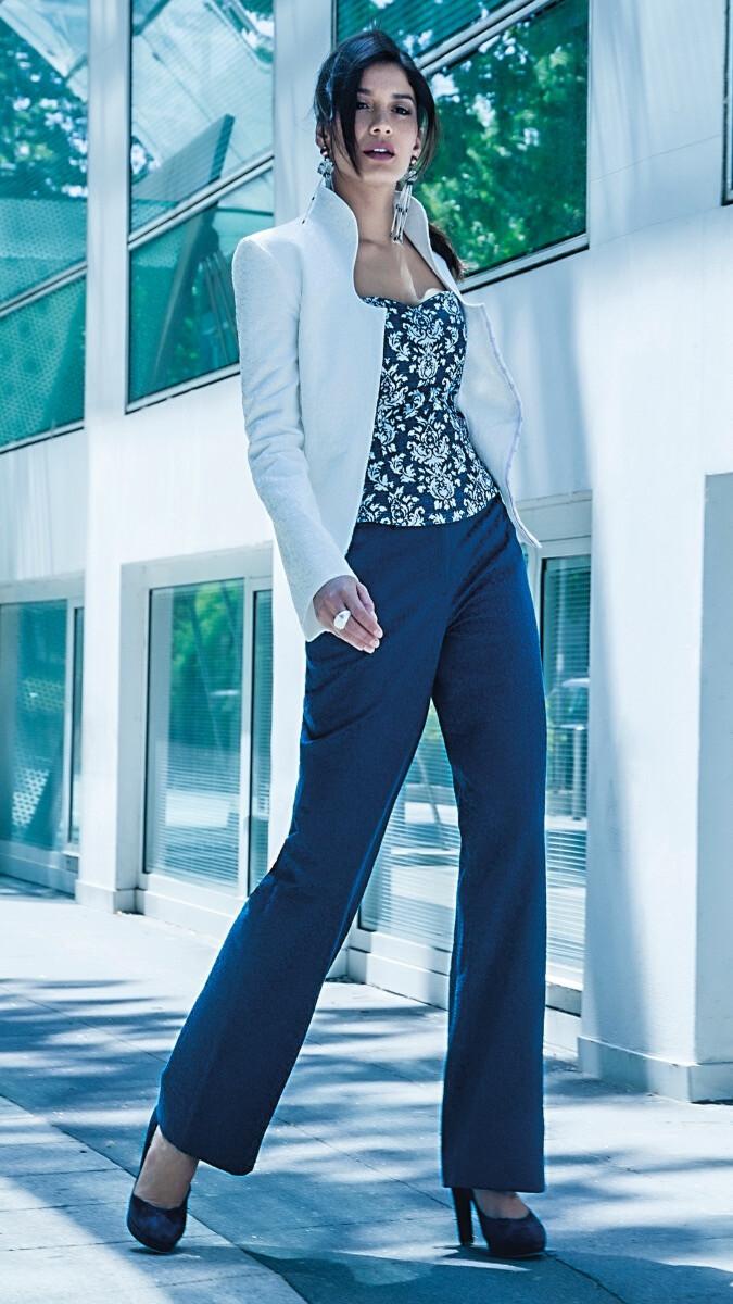 La Mia Boutique 2 - High-waisted trousers