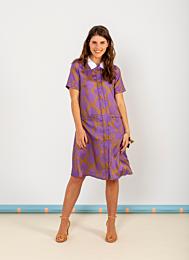 Knipmode 0921 - 06 - Kleid