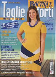 La Mia Boutique Taglie Forti - lente/zomer 2020
