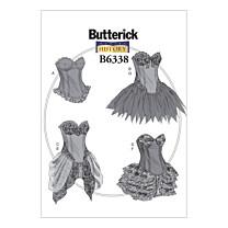 Butterick - B6338
