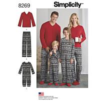 Simplicity - 8269