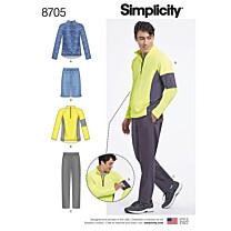 Simplicity - 8705