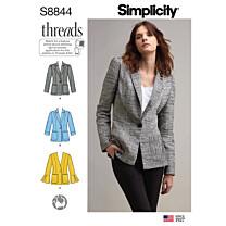 Simplicity - 8844