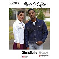 Simplicity - 8845