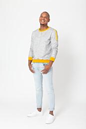 Knipmode 0420 - 04 Pullover