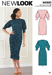 New Look - 6681 jurk