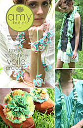 Amy Butler - Pretty romance voile projects