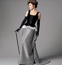 Butterick - 5969 historisch kostuum