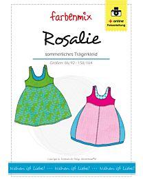 Farbenmix - Rosalie Sommertop