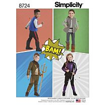 Simplicity 8724