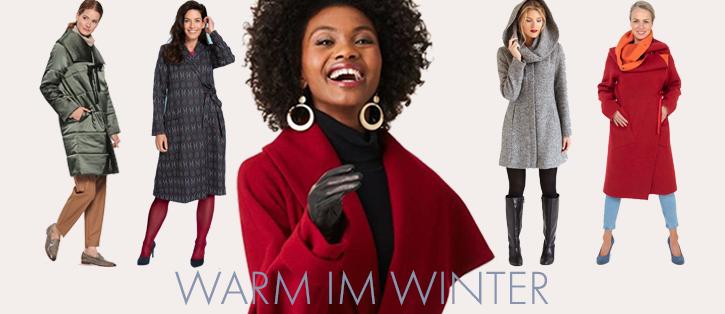 Warm im Winter