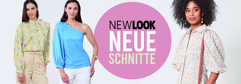 New Look neue Schittmuster