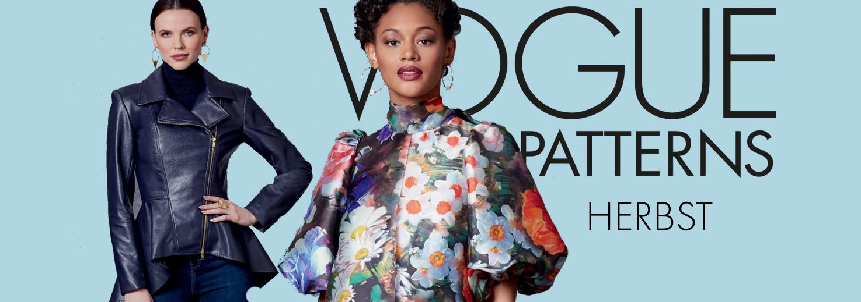 Vogue Schnittmuster Herbst 2020